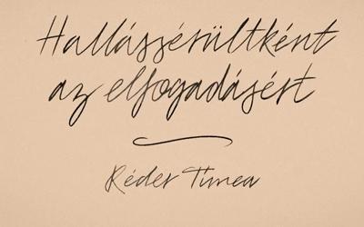 Richter Főnix Közösség – Réder Tímea